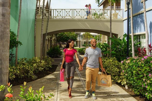 Whitter Village, Montego Bay, Jamaica