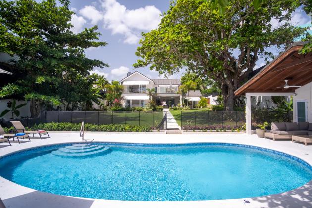 Reefside Villa