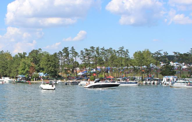Smith Mountain Lake Wine Festival
