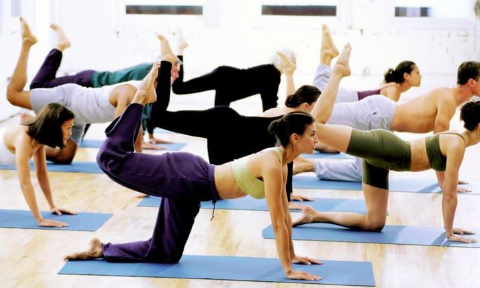 still point yoga