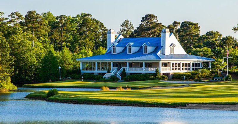 True Blue Golf Club in Pawleys Island, SC