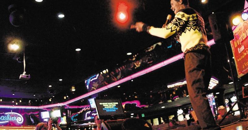 Reno's karaoke