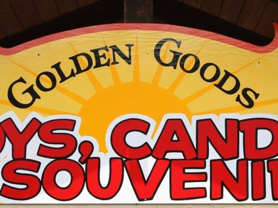 Golden Goods market