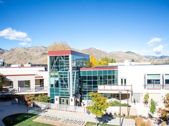 Ben Parker Student Center