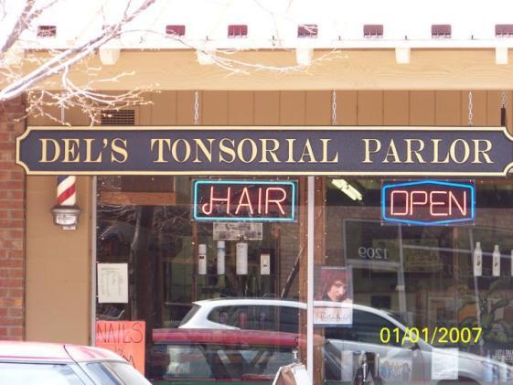 Del's Tonsorial Parlor
