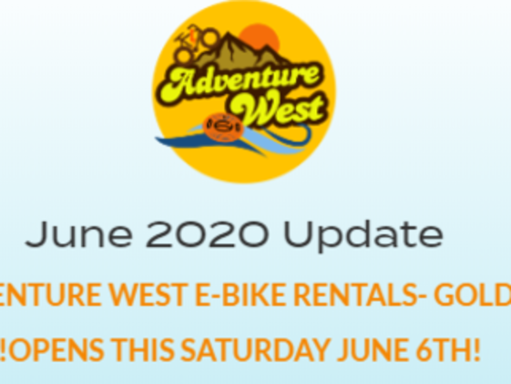 Adventure West E-Bikes Golden