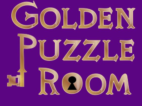golden Puzzle room