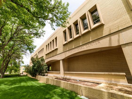 Colorado School of Mines Green Center