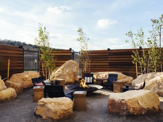 Outdoor Beer Garden & Patio