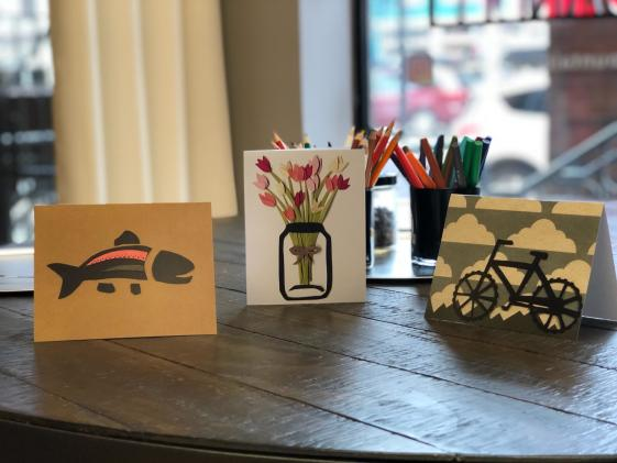 Cards by Rachael