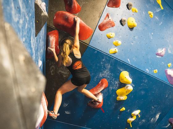 Kids Rock Climbing Clubs in Golden, Colorado