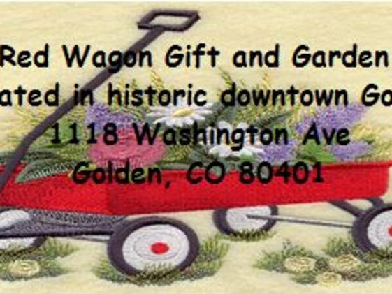 The Red Wagon Gift and Garden Shop