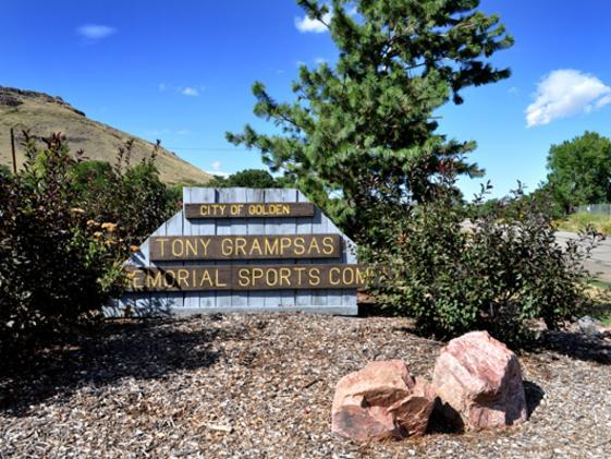 Tony Grampsas Memorial Sports Complex