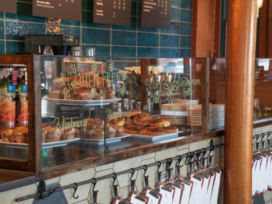 Cafe 13 Board