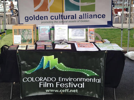 Ceff at farmers market