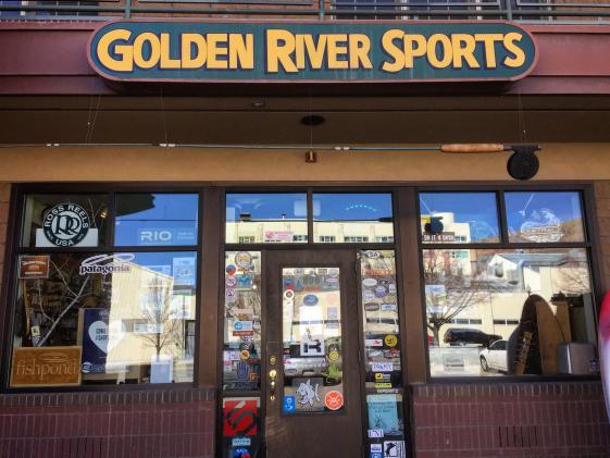 golden River Sports Exterior