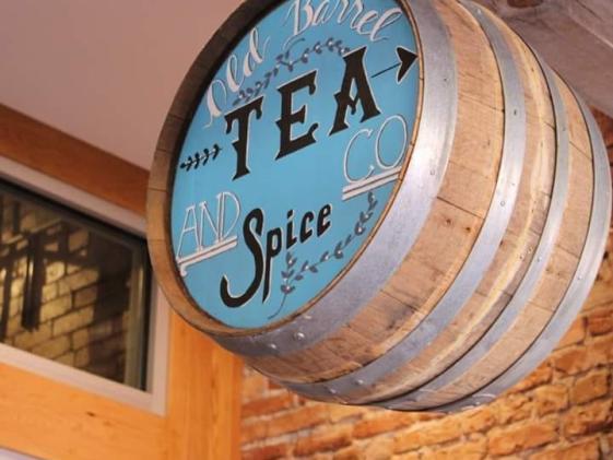 old barrell tea