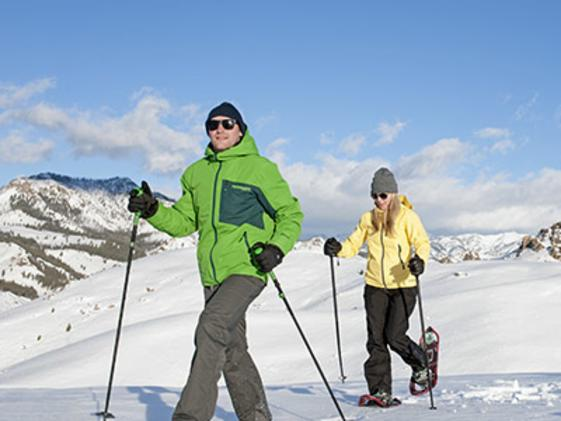 Snowshoe Rentals and Sales