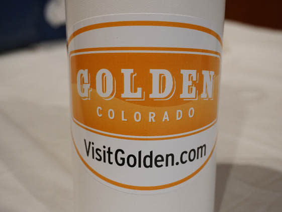 Visit Golden Sticker