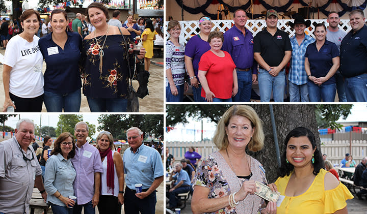 Membership Mixer at County Fair