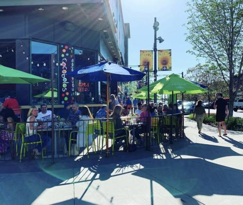 Patios in Overland Park