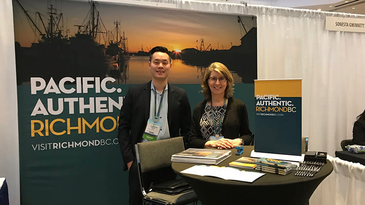 Tourism Richmond at RCMA Emerge 2019