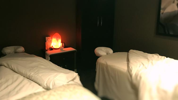 Massage at Spa at Delta
