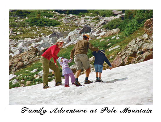 Family Outing Frame