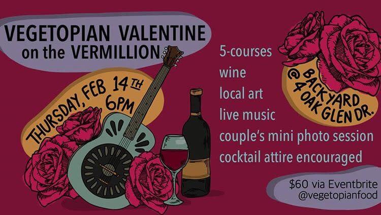Begetopian Valentine on the Vermilion