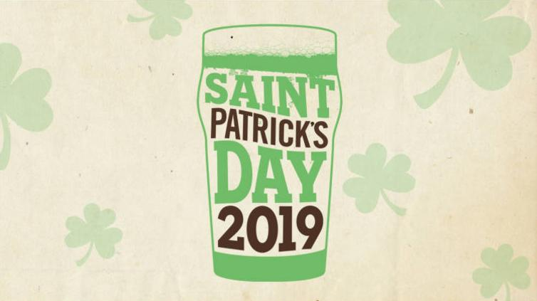 CRAFT Beer Market - St. Patrick's Day