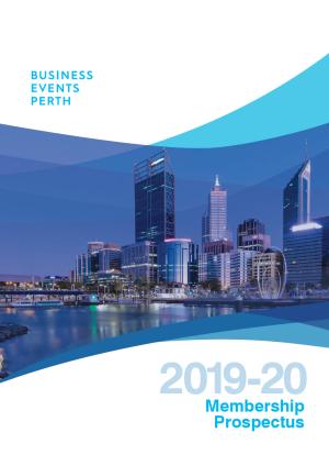 Membership Prospectus 2019/2020