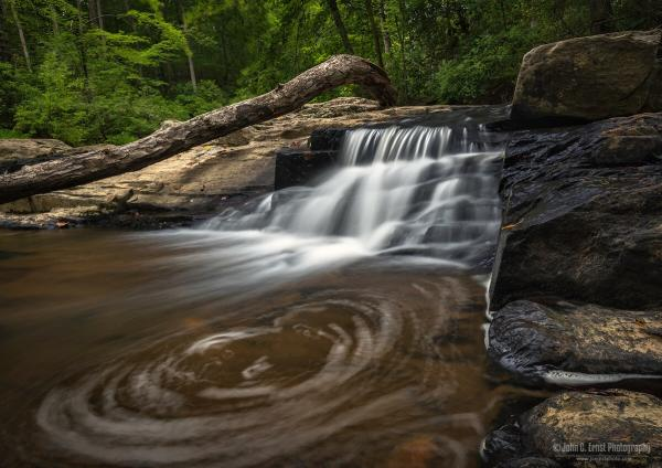 Prince William Forest Park Waterfall