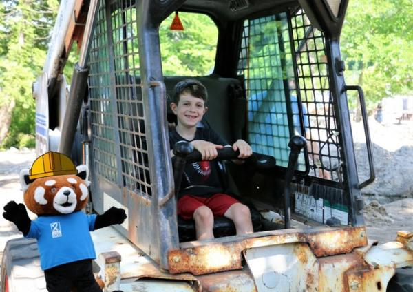 RWP Zoo Touch a truck