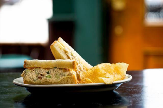 Old Mill Tasty Shop Chicken Salad Sandwich