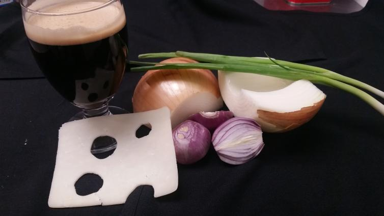 Okanagan Inspired French Onion Soup Ingredients