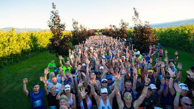 Kelowna Wine Half Marathon