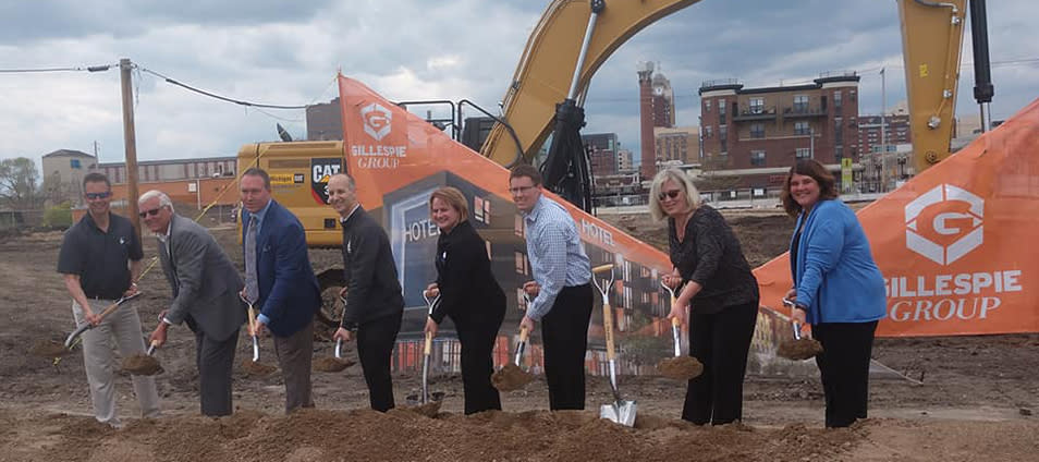 CVB Shovels