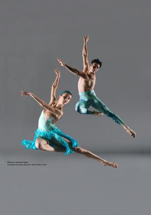 Modern Masters Ballet Dancers