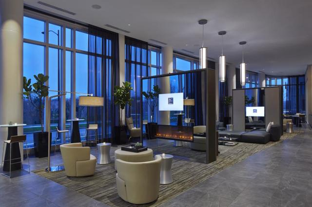 AC Marriott Lobby