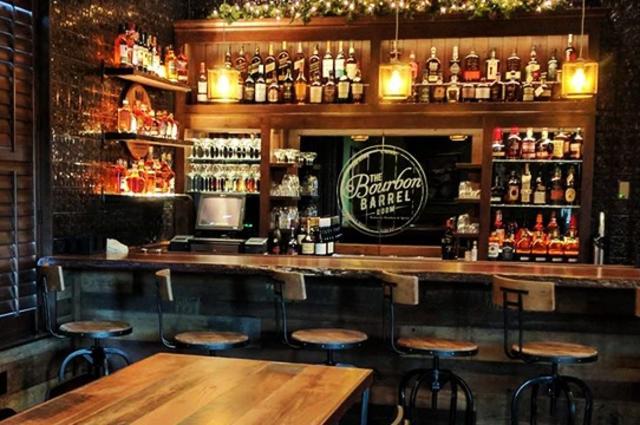 Bourbon Barrel Room