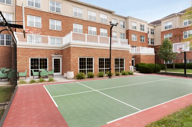 Homewood Suties Sports Court