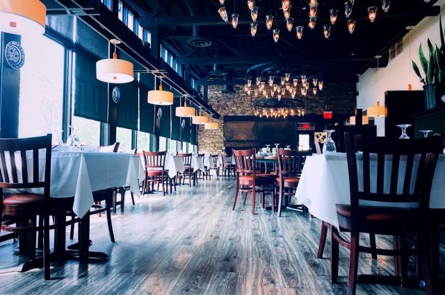Cafe Istanbul Dining Room