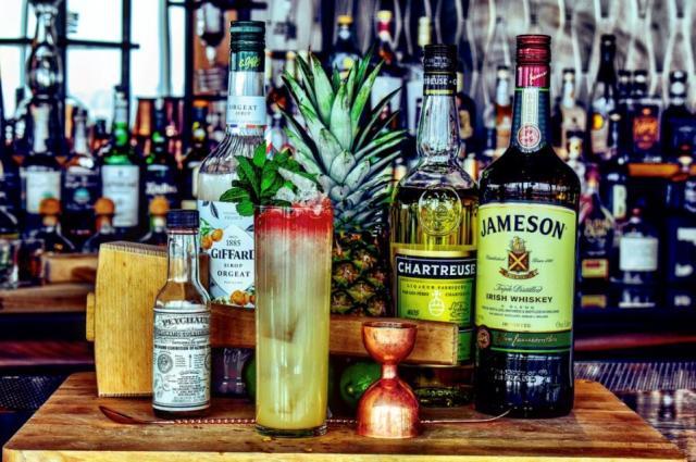 Celtic Cocktail