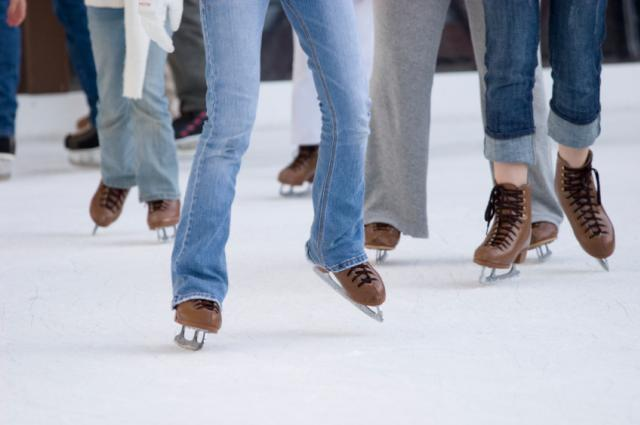 Chiller Ice Skates
