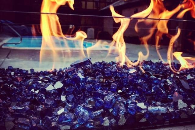Cloverleaf Fire Pit