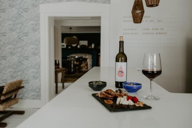 Coast Wine House Interior