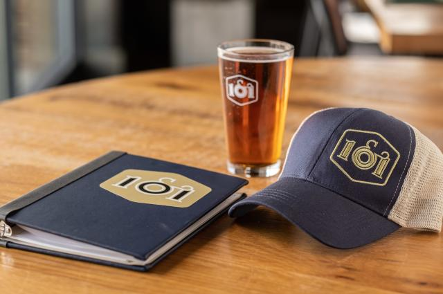 101 Beer Kitchen Brand
