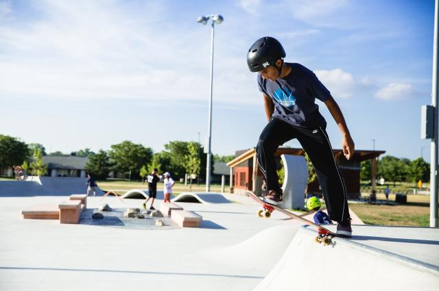 Dublin Skate Park