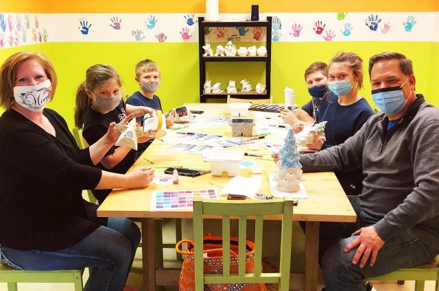 Busy Bee Family Pottery