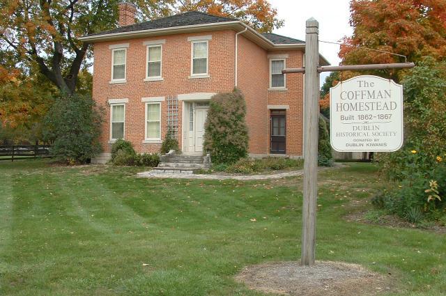 Coffman Home